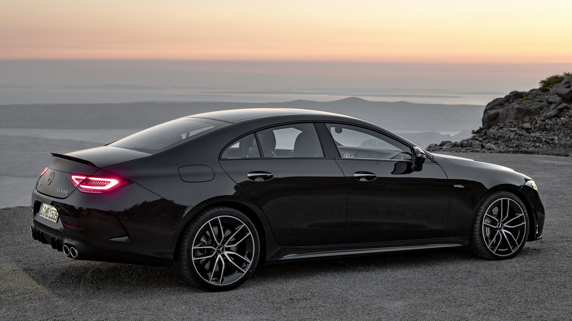 2018 Mercedes-AMG CLS 53 HD Wallpaper | Background Image ...