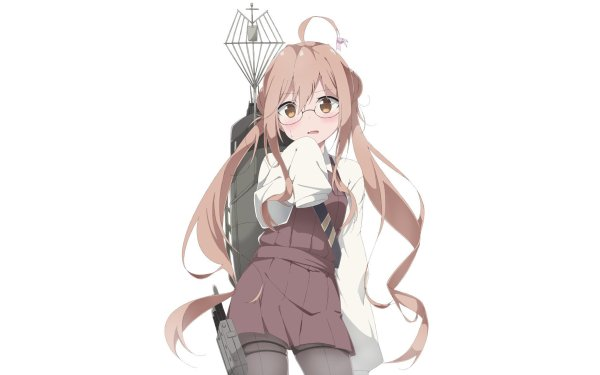 Anime Kantai Collection Makigumo HD Wallpaper | Background Image