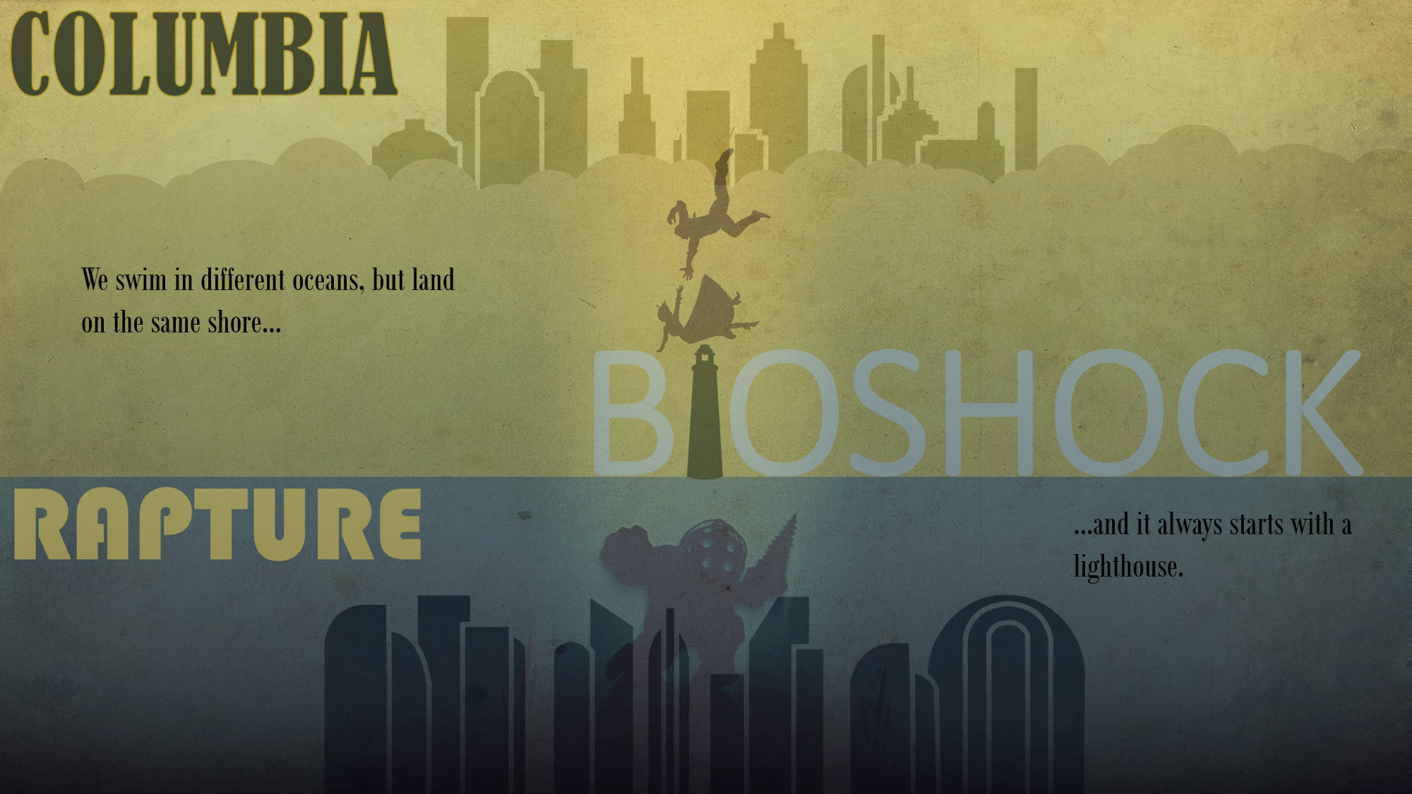 Bioshock Full HD Wallpaper And Background Image