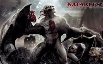 Musica - Kataklysm Wallpapers and Backgrounds ID : 89924