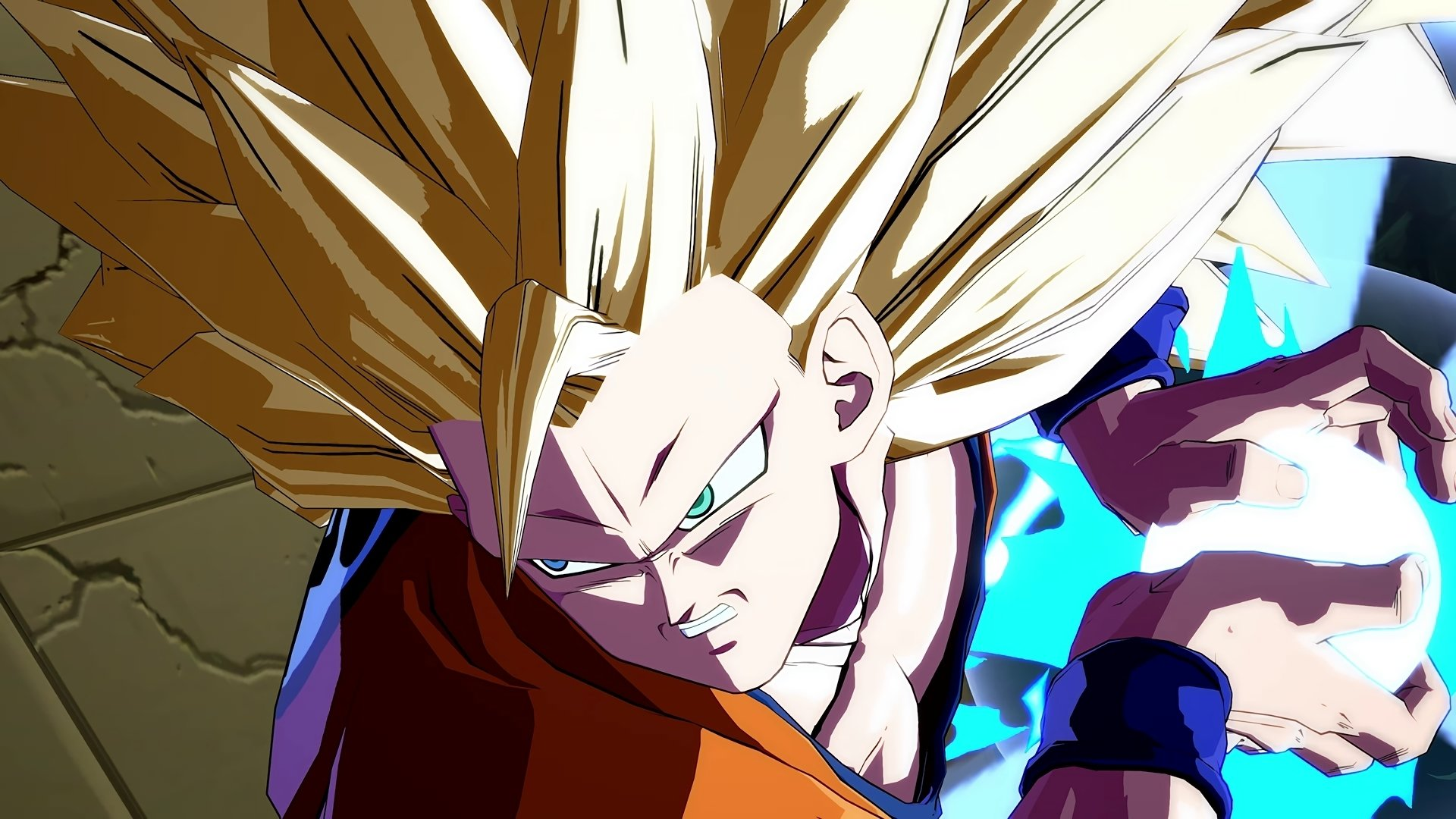 Video Game - Dragon Ball FighterZ  Goku Wallpaper