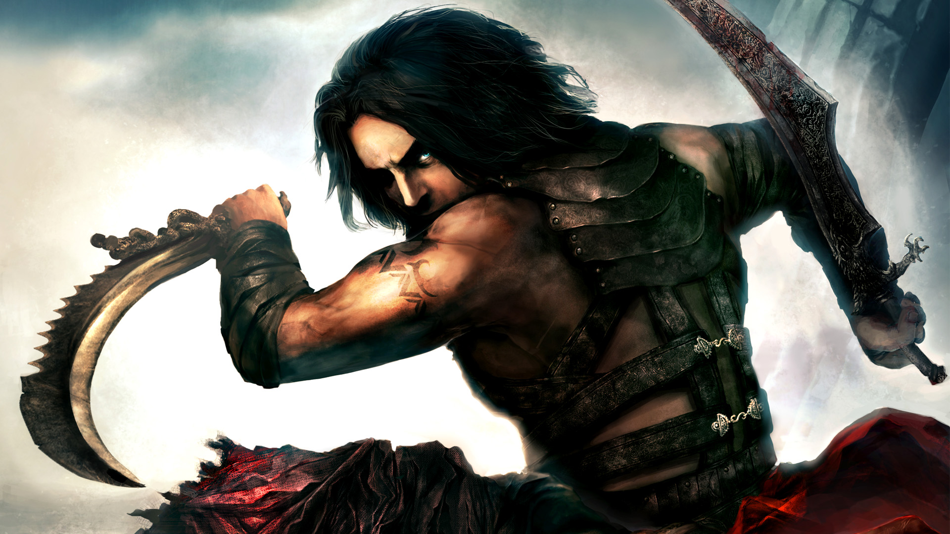 Prince Of Persia Warrior Within Hd Wallpaper Background Image