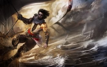 Video Game - Prince Of Persia: The Two Thrones Wallpapers and Backgrounds ID : 90444
