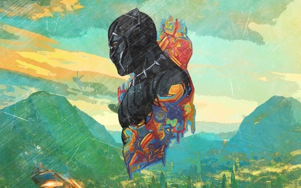 Movie Black Panther HD Wallpaper   Background Image