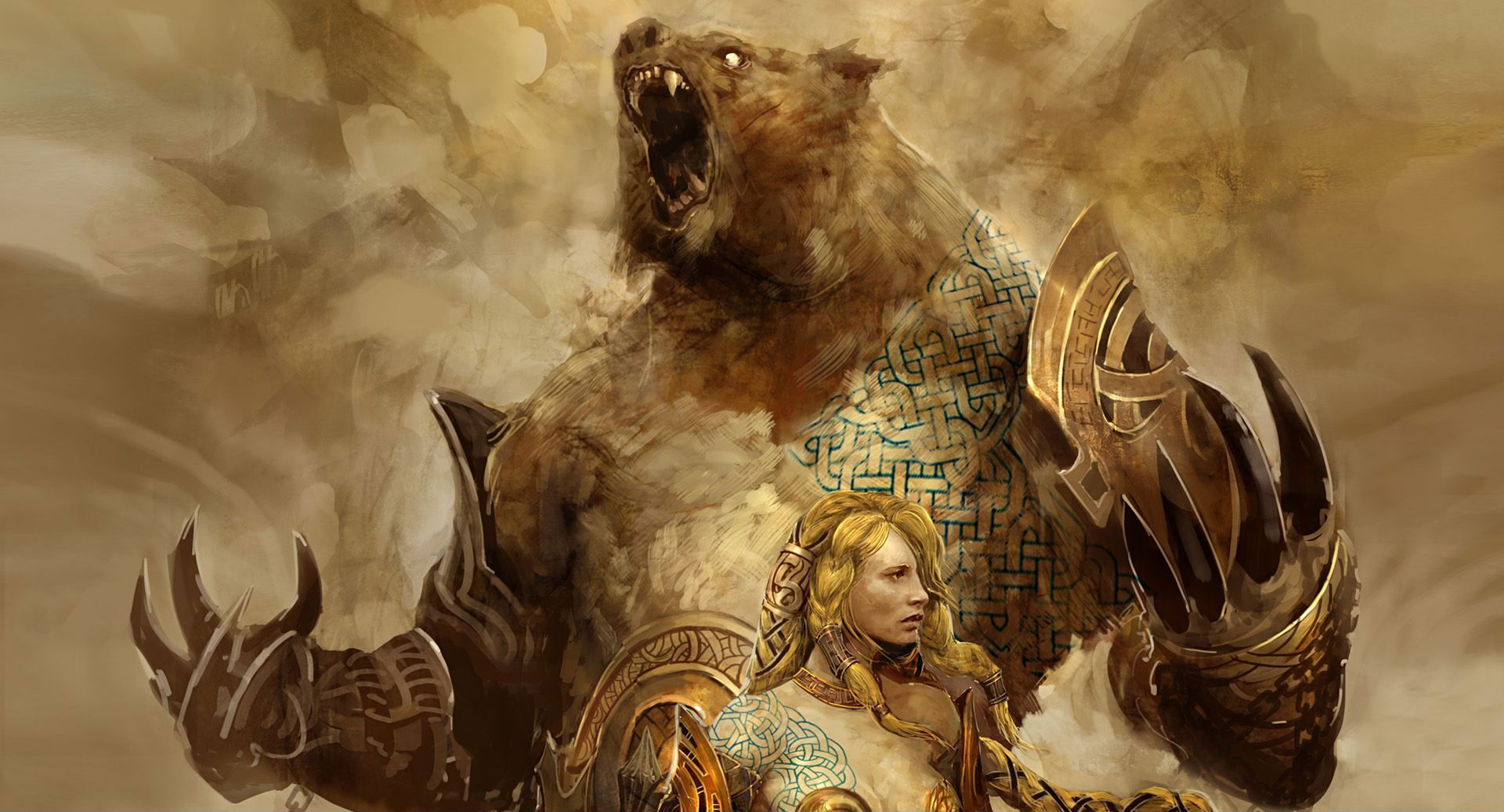 Guild Wars 2 Wallpaper and Background Image   1920x1037 ...