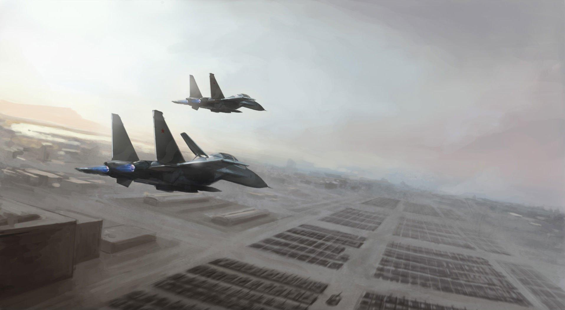 Video Oyunu - World In Conflict  Duvarkağıdı