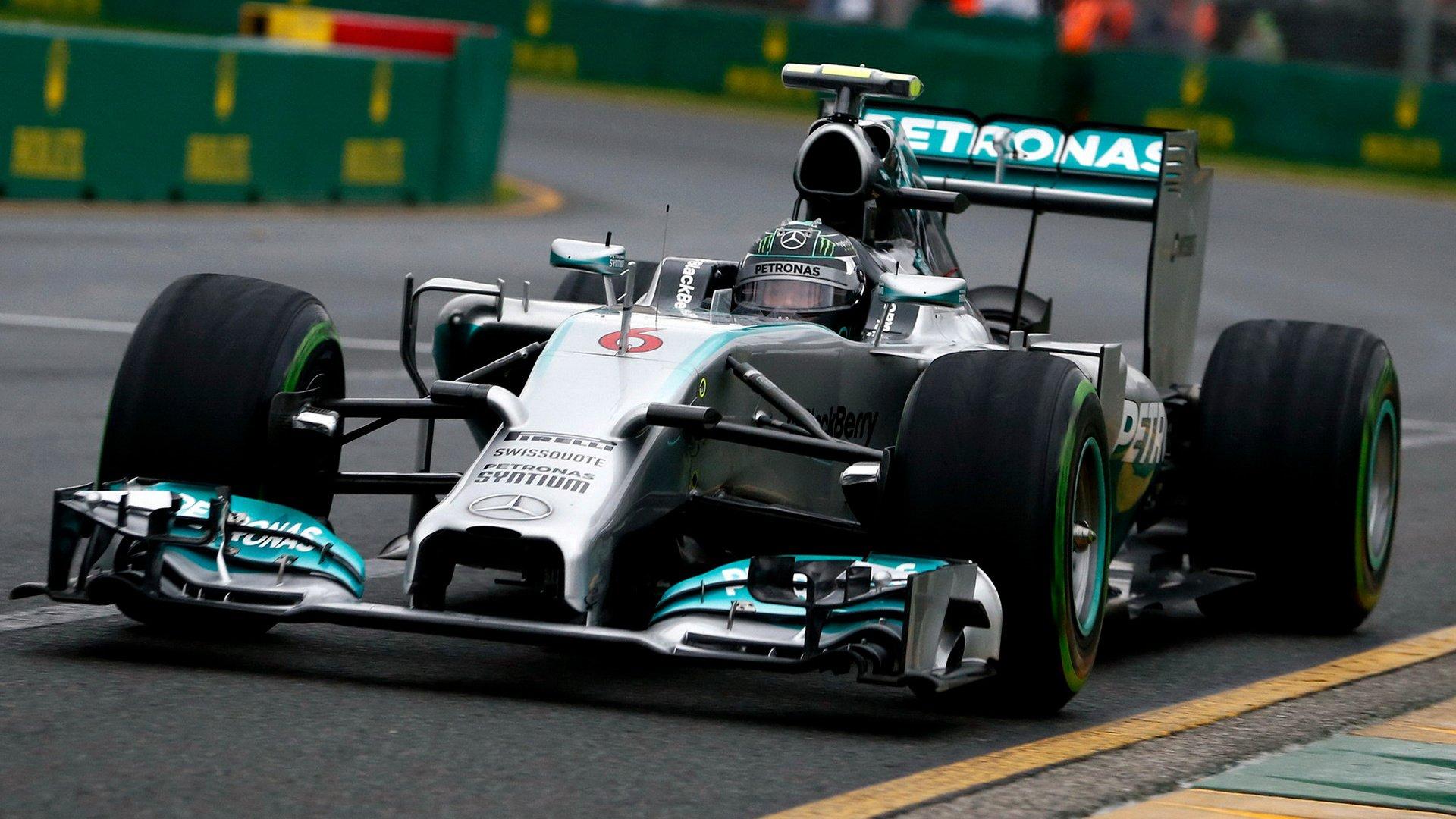 2014 Mercedes Amg F1 W05 Hybrid Hd Wallpaper Background Image