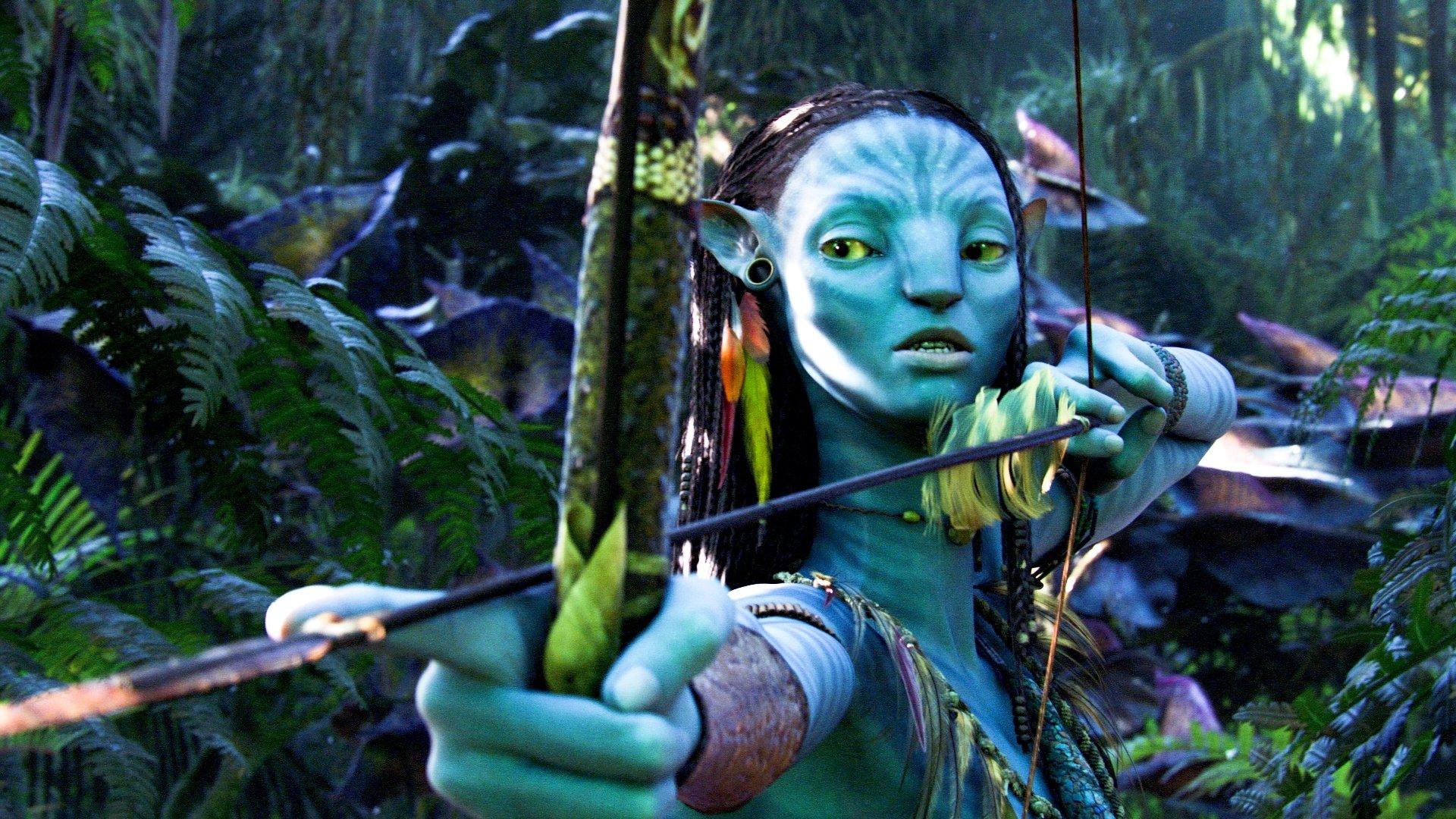 Movie - Avatar  Neytiri (Avatar) Wallpaper
