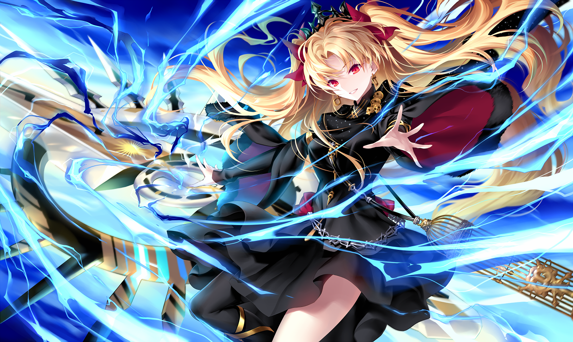 Anime - Fate/Grand Order  Ereshkigal (Fate/Grand Order) Wallpaper