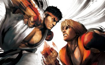 Computerspel - Street Fighter Wallpapers and Backgrounds ID : 90638