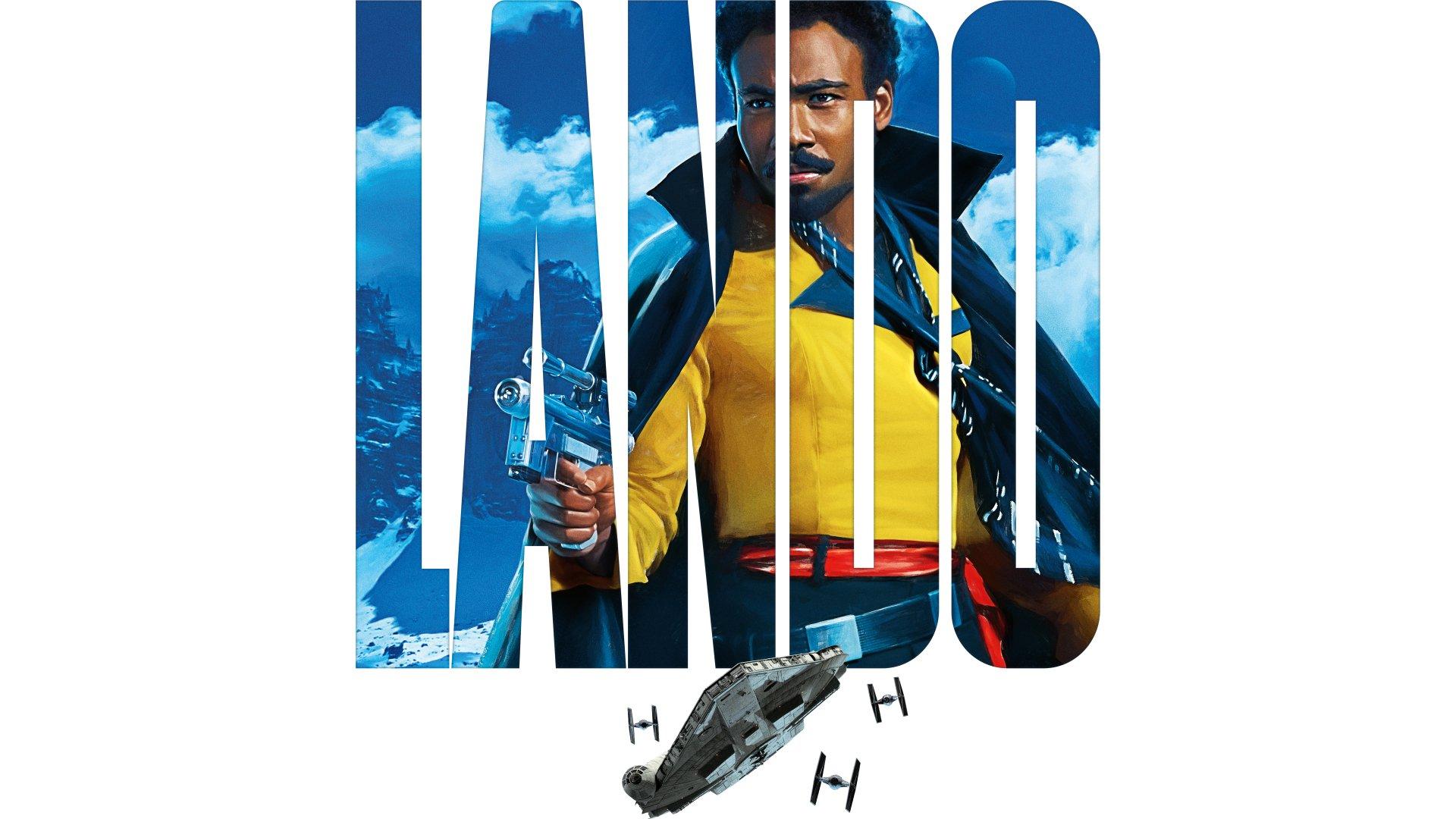 Movie - Solo: A Star Wars Story  Lando Calrissian Donald Glover Star Wars Wallpaper