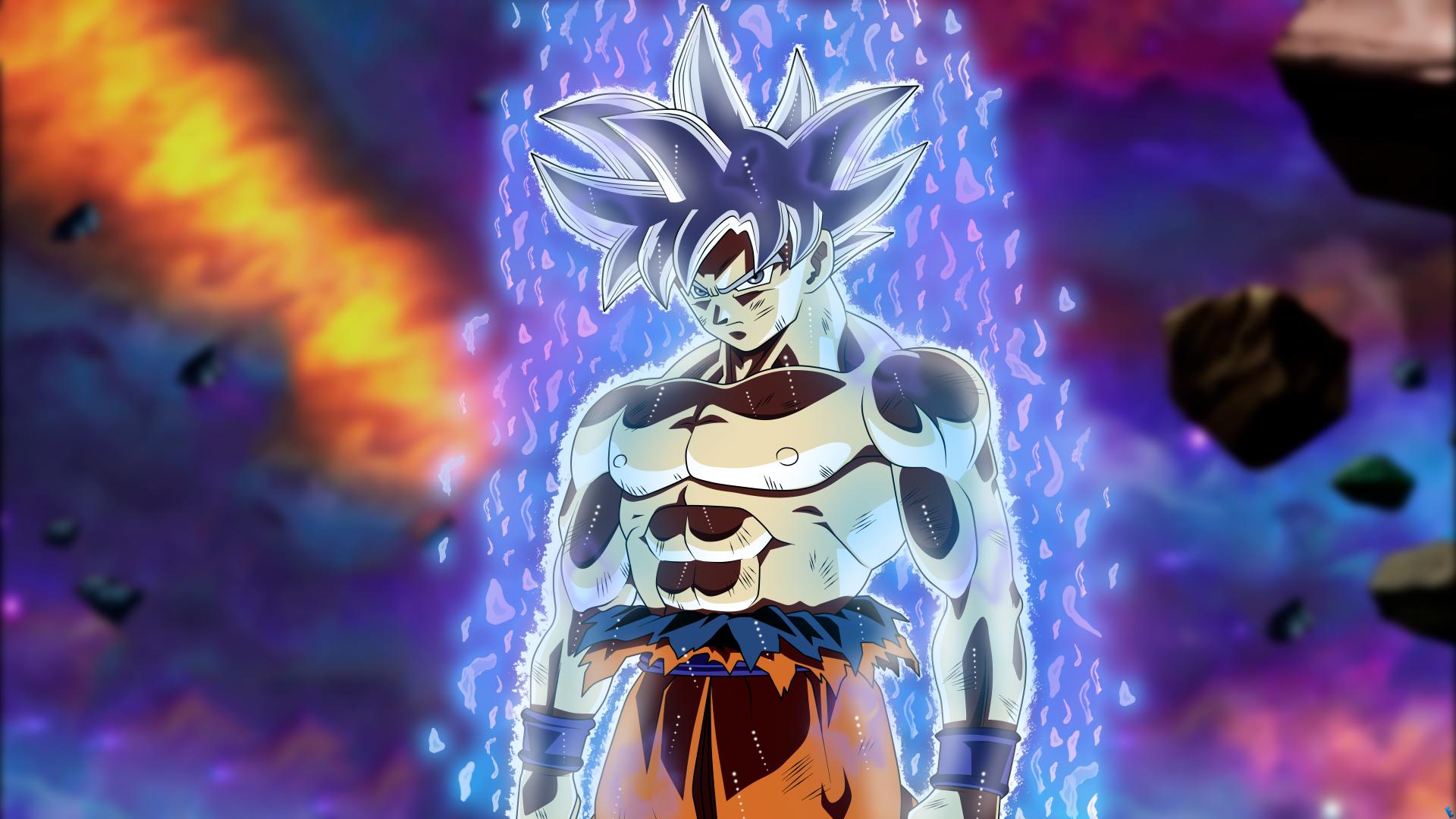 Los Mejores Fondos De Pantalla De Goku Migatte No Gokui Hd: Goku Migatte No Gokui Perfecto 5k Retina Ultra Fondo De