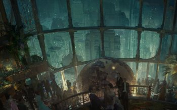 Video Game - Bioshock 2 Wallpapers and Backgrounds ID : 90708