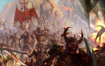 Videojuego - Warhammer Wallpapers and Backgrounds ID : 90728