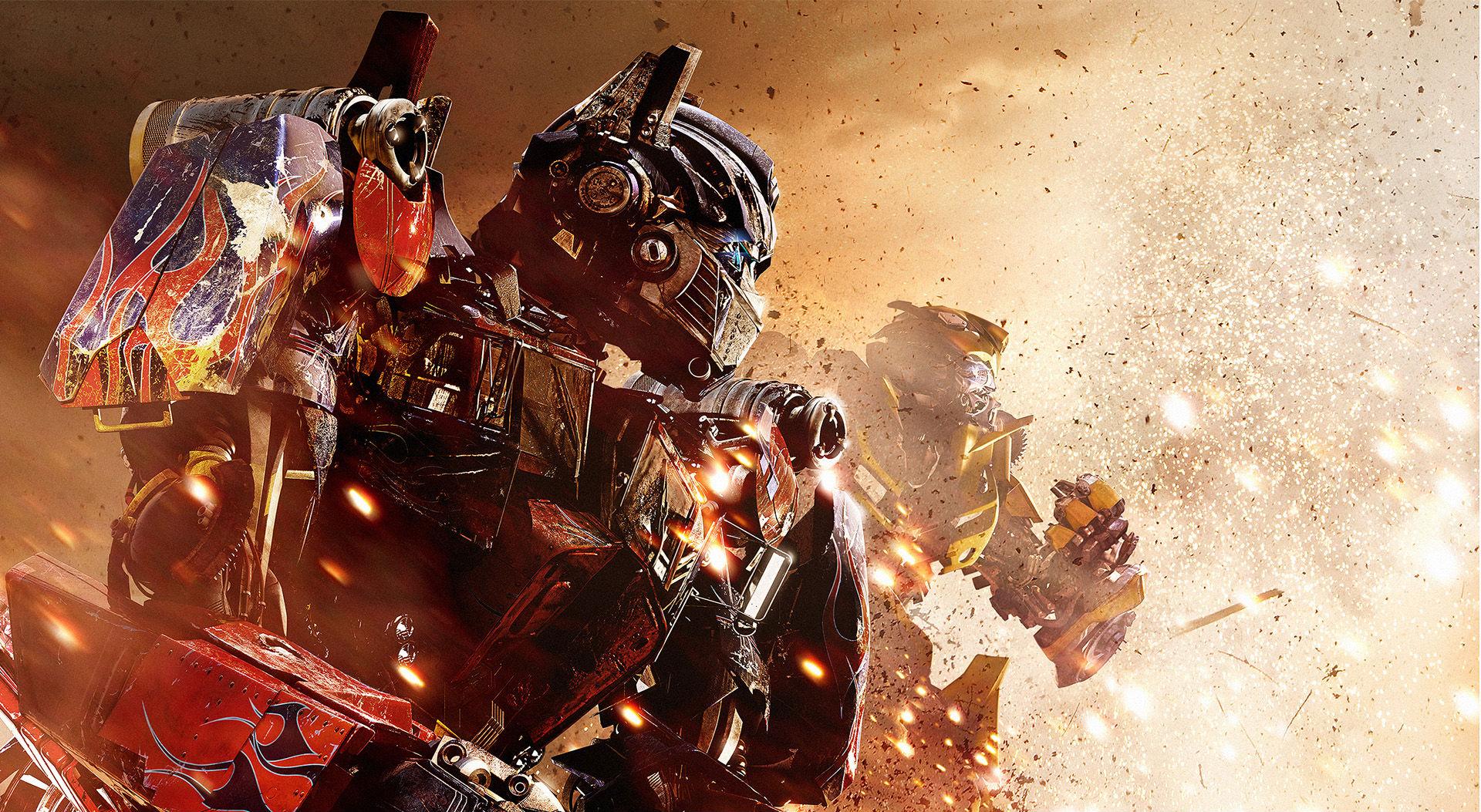 Video Game - Transformers  Wallpaper