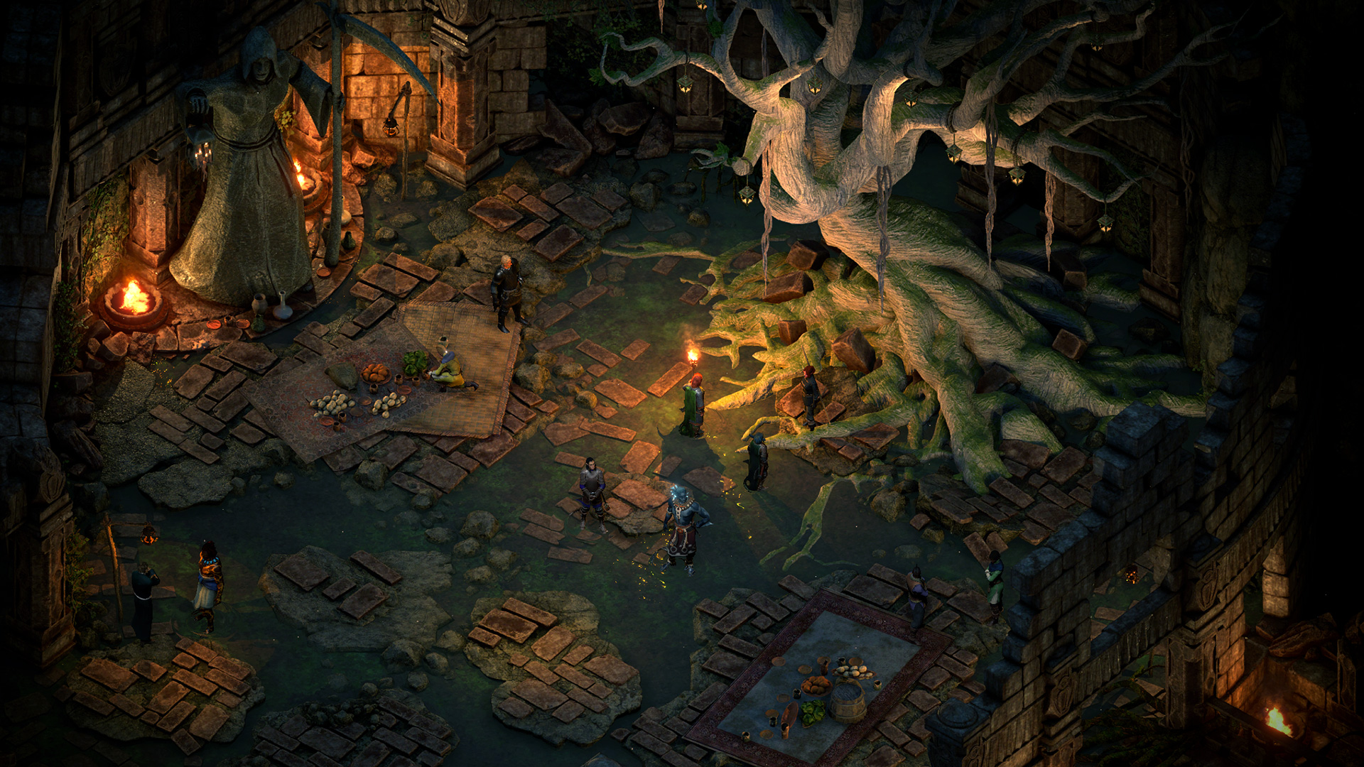 Pillars Of Eternity Wallpaper: Pillars Of Eternity II: Deadfire HD Wallpaper