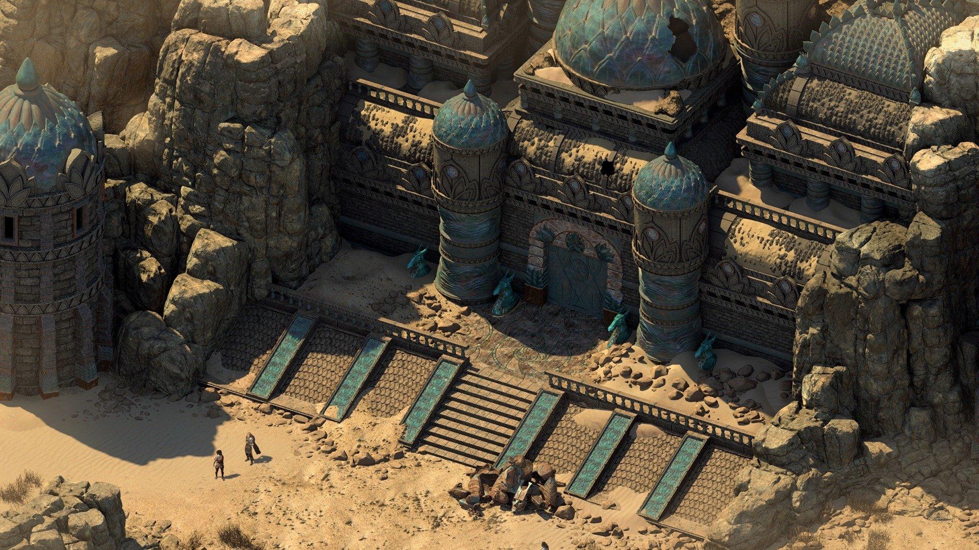Pillars Of Eternity Ii Deadfire Hd Wallpaper Background Image