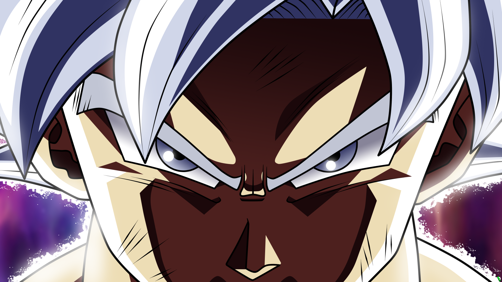 Goku Ultra Instinct Wallpaper 1080p: Goku Migatte No Gokui Dominado 5k Retina Ultra HD