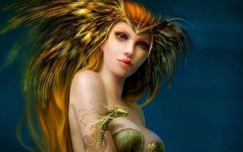 Fantasy - Women Wallpapers and Backgrounds ID : 90816