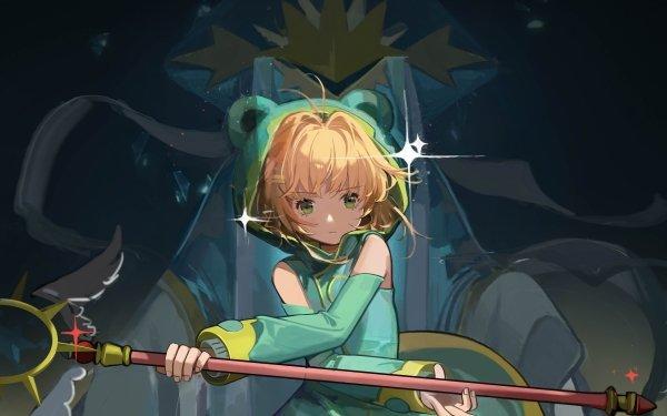 Anime Cardcaptor Sakura Sakura Kinomoto HD Wallpaper   Background Image