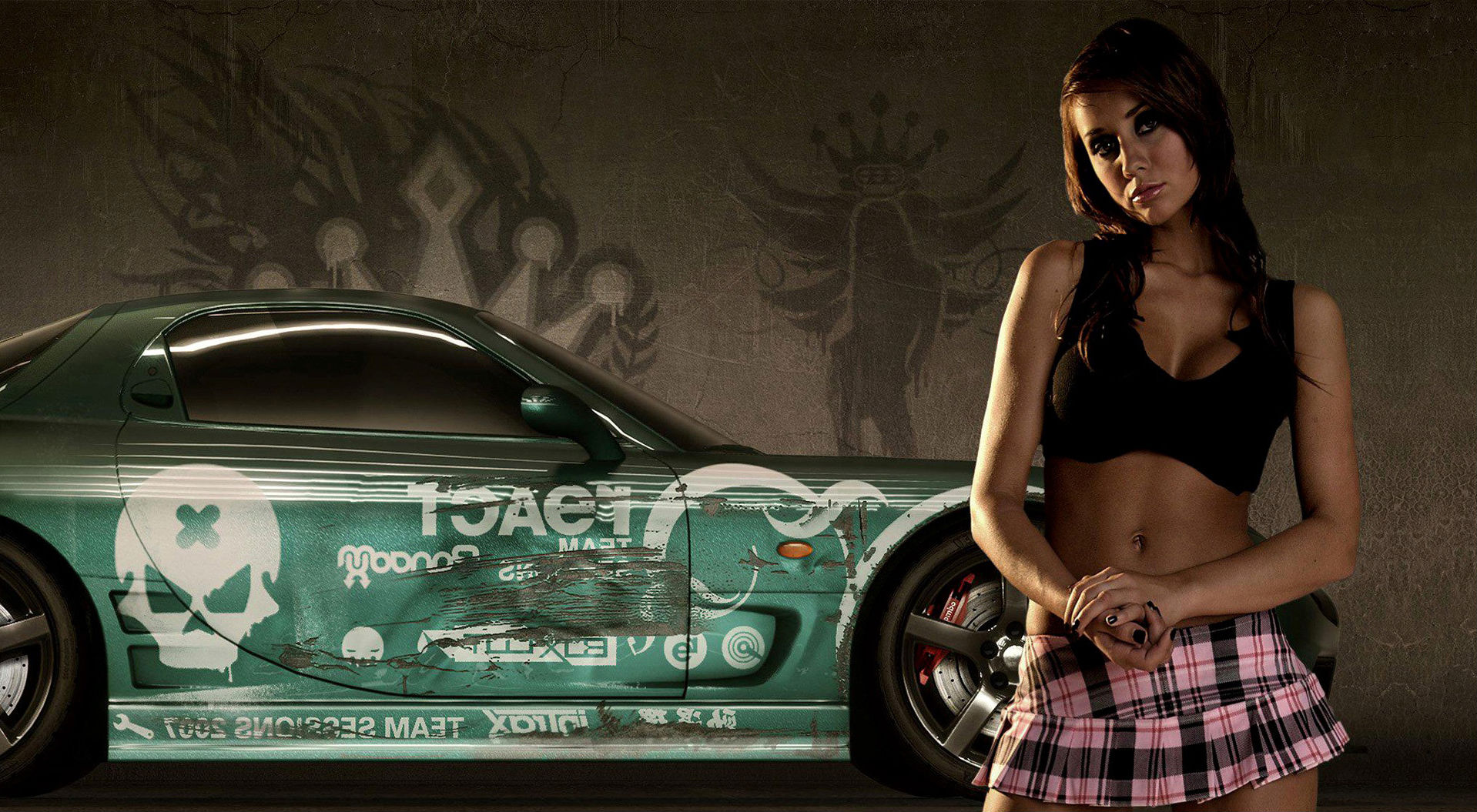 need for speed: prostreet wallpaper and background image | 1918x1055