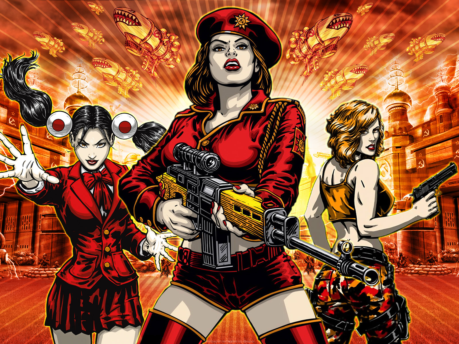 Video Game - Command & Conquer  Wallpaper