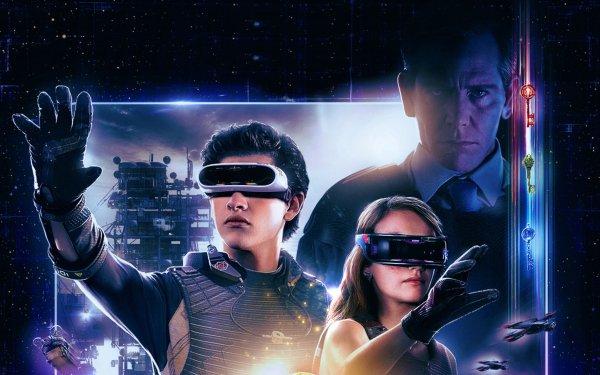 Movie Ready Player One Tye Sheridan Olivia Cooke Ben Mendelsohn HD Wallpaper | Background Image