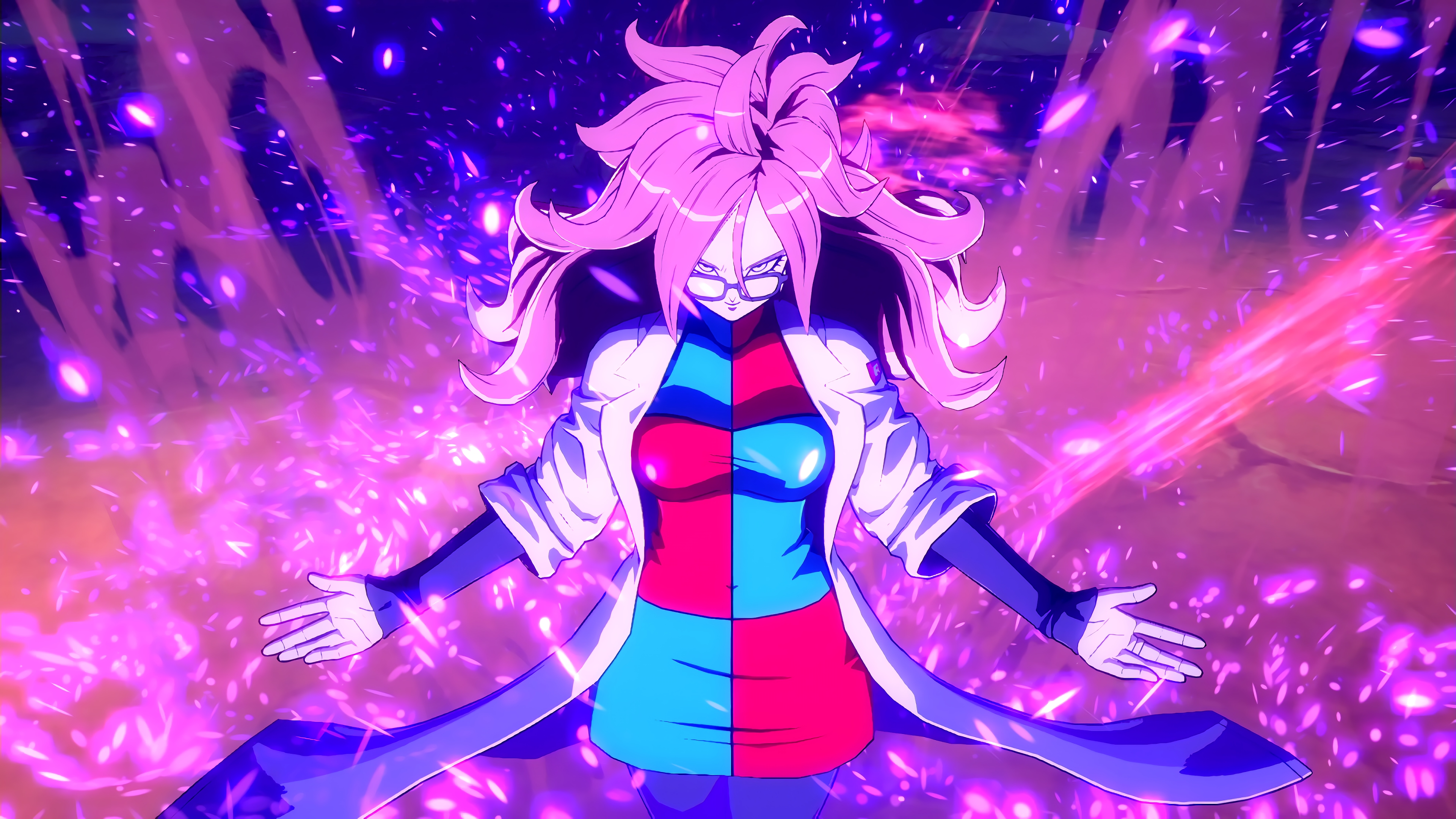 Dragon Ball Fighterz 4k Ultra Hd Wallpaper Hintergrund