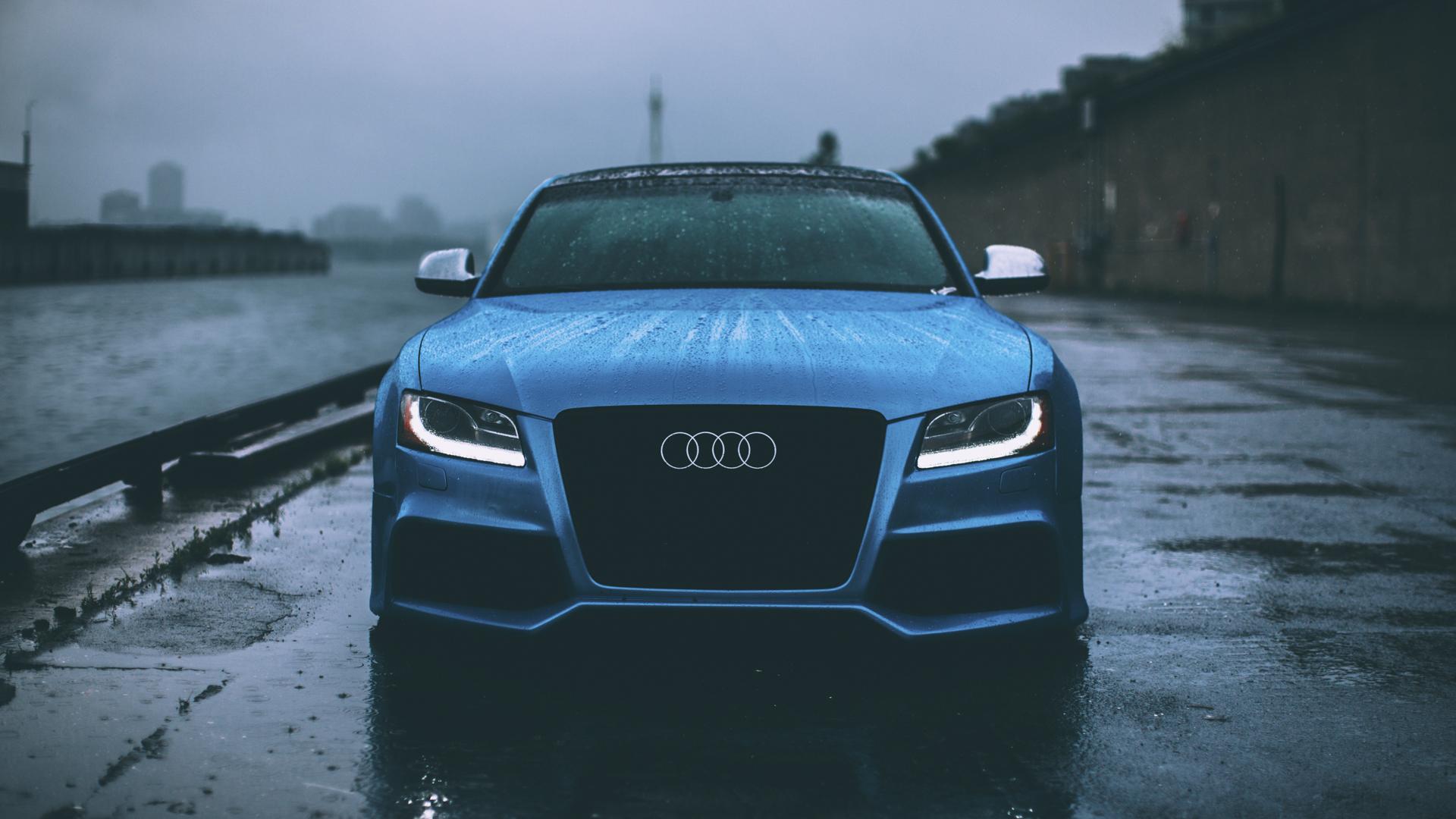 Audi Rs5 Fondo De Pantalla Hd Fondo De Escritorio