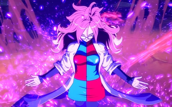 Video Game Dragon Ball FighterZ Dragon Ball Android 21 HD Wallpaper   Background Image