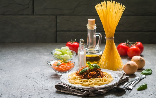 Food Still Life Meal Pasta HD Wallpaper   Background Image
