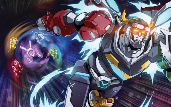 TV Show Voltron: Legendary Defender Voltron Voltron Legendary Defender Robot HD Wallpaper   Background Image