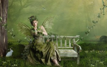 Fantasy - Fairy Wallpapers and Backgrounds ID : 91304