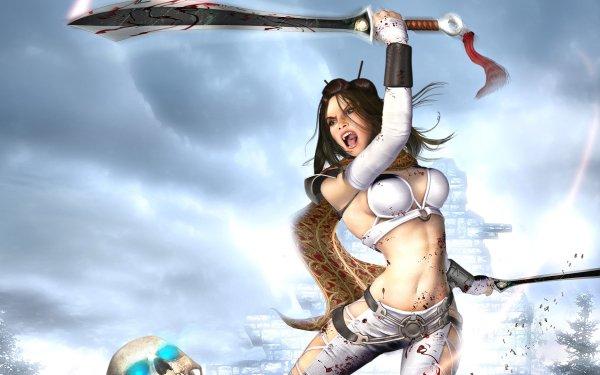 Video Game Untold Legends: Dark Kingdom HD Wallpaper | Background Image