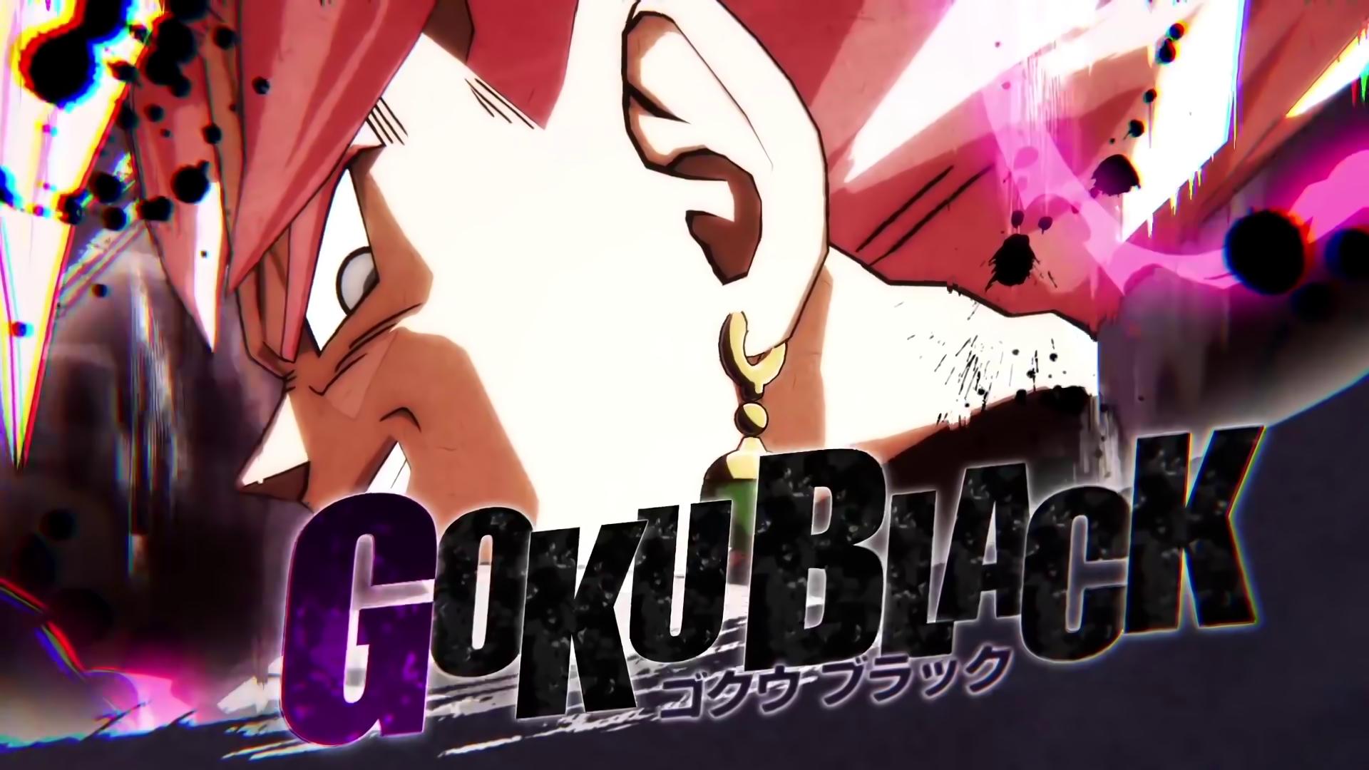 rose goku black wallpaper