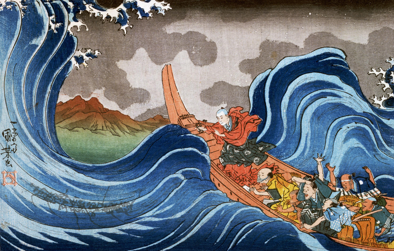 iphone wallpaper japanese art