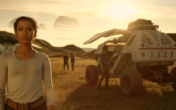 TV Show Lost In Space Taylor Russell HD Wallpaper | Background Image