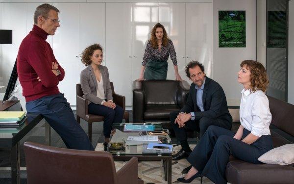 Movie Corporate Lambert Wilson Céline Sallette HD Wallpaper   Background Image