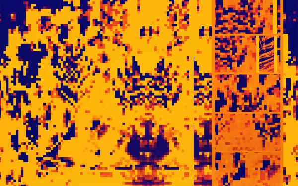 Abstract Digital Art Digtital Art Pixel Art HD Wallpaper   Background Image