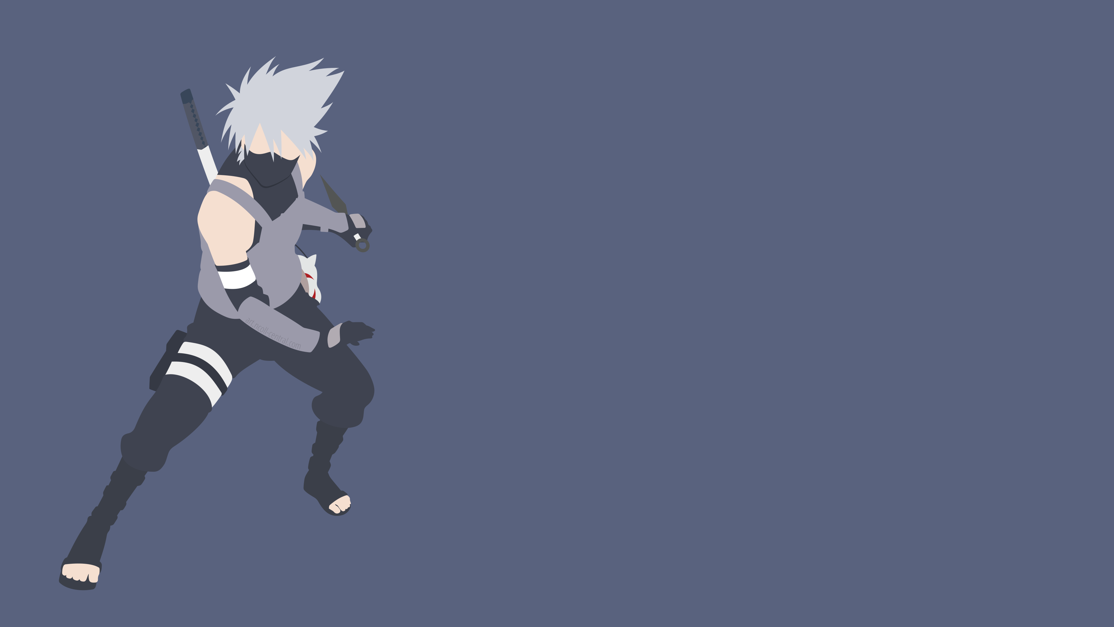 Kakashi Hatake 4k Ultra Hd Wallpaper Background Image