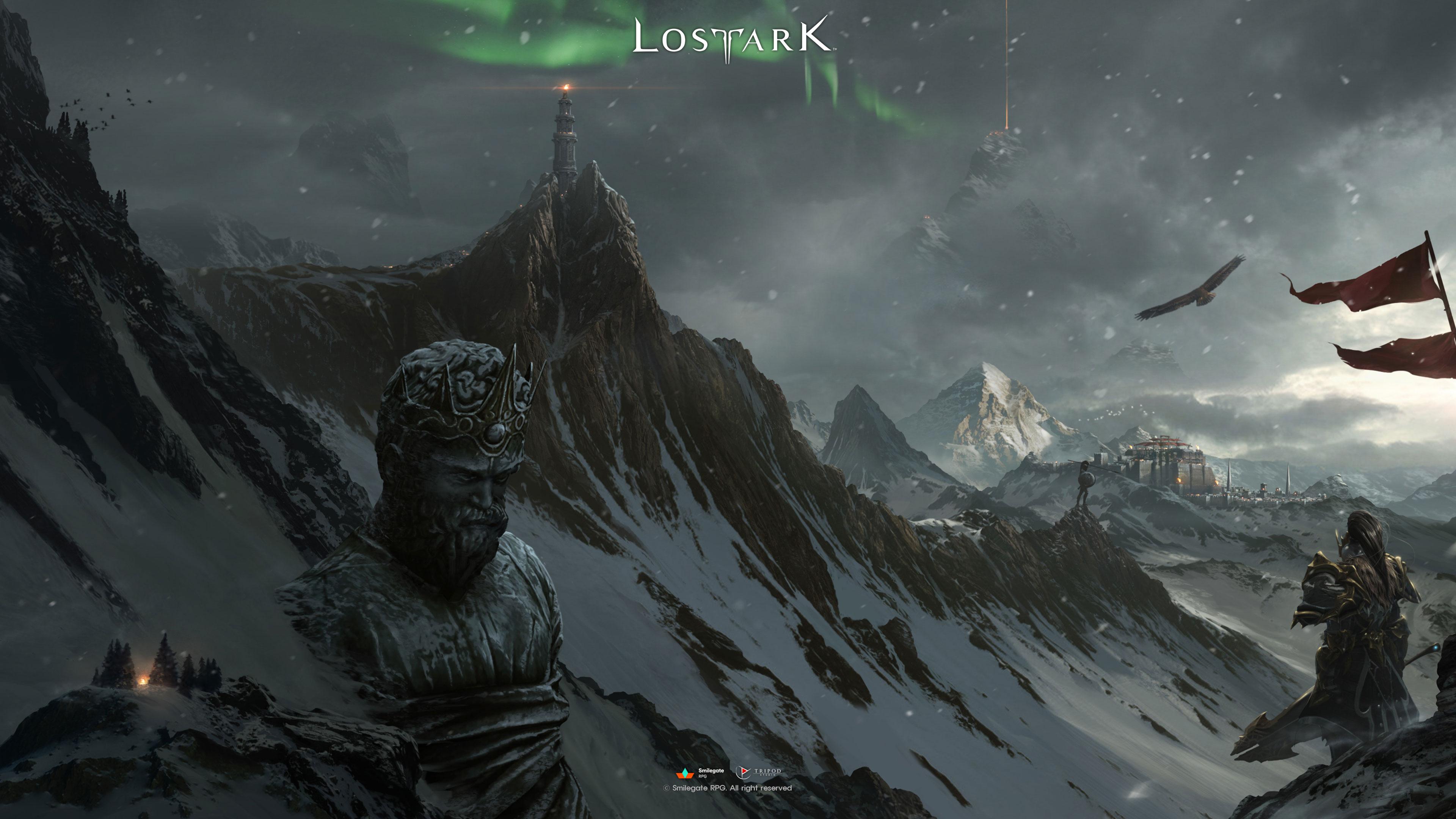 Lost Ark 4k Ultra Fondo De Pantalla Hd Fondo De Escritorio