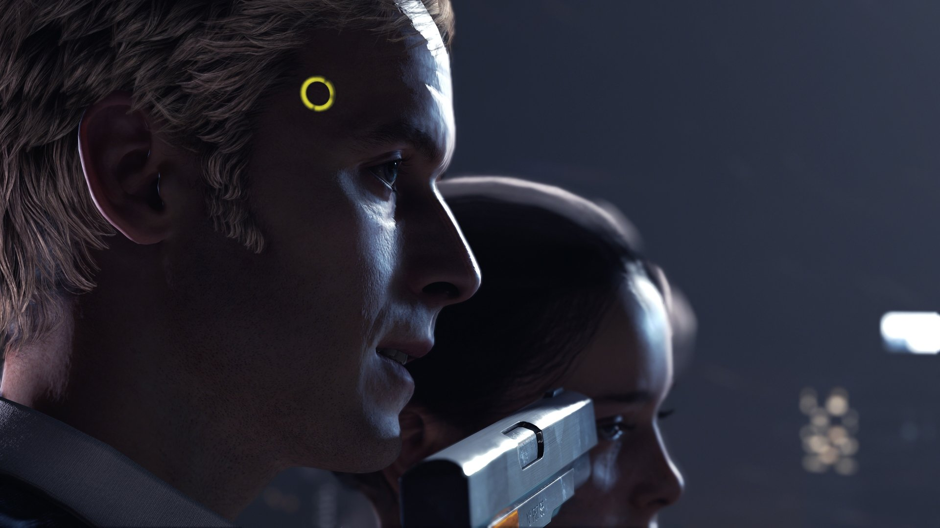 Video Game - Detroit: Become Human  Wallpaper