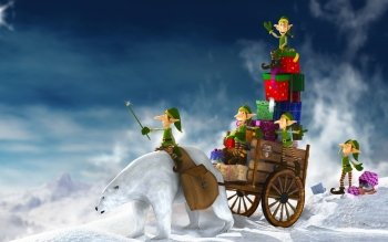 Feestdag - Christmas Wallpapers and Backgrounds ID : 92104