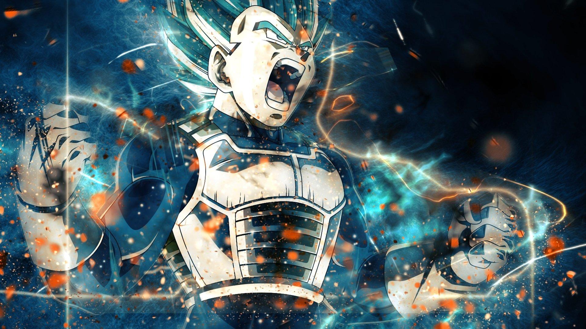Dragon Ball Super Vegeta Hd Wallpaper Hintergrund
