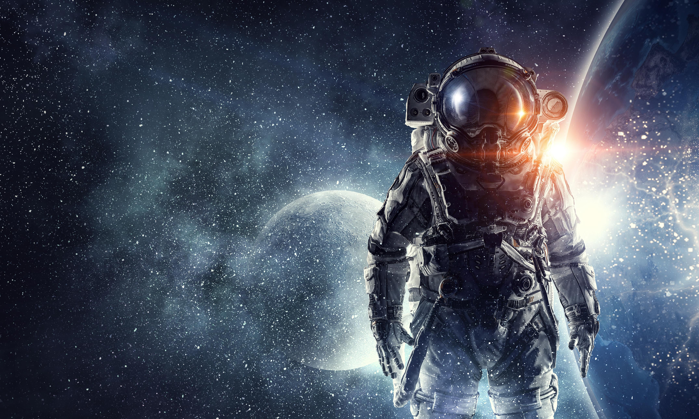Astronaut 4k ultra hd wallpaper background image - Space explorer wallpaper ...