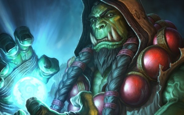 Video Game World Of Warcraft Warcraft Orc HD Wallpaper | Background Image
