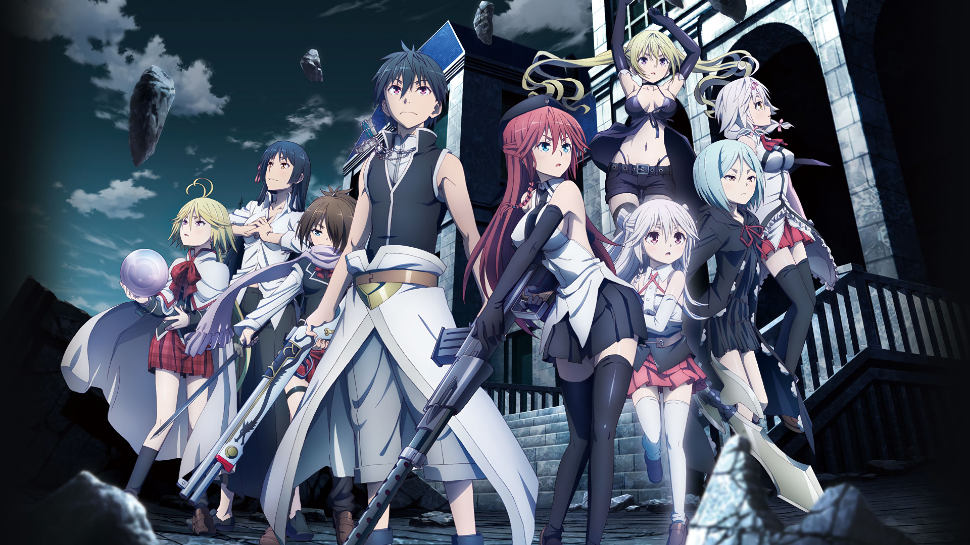 7 Trinity Seven HD Wallpapers | Background Images