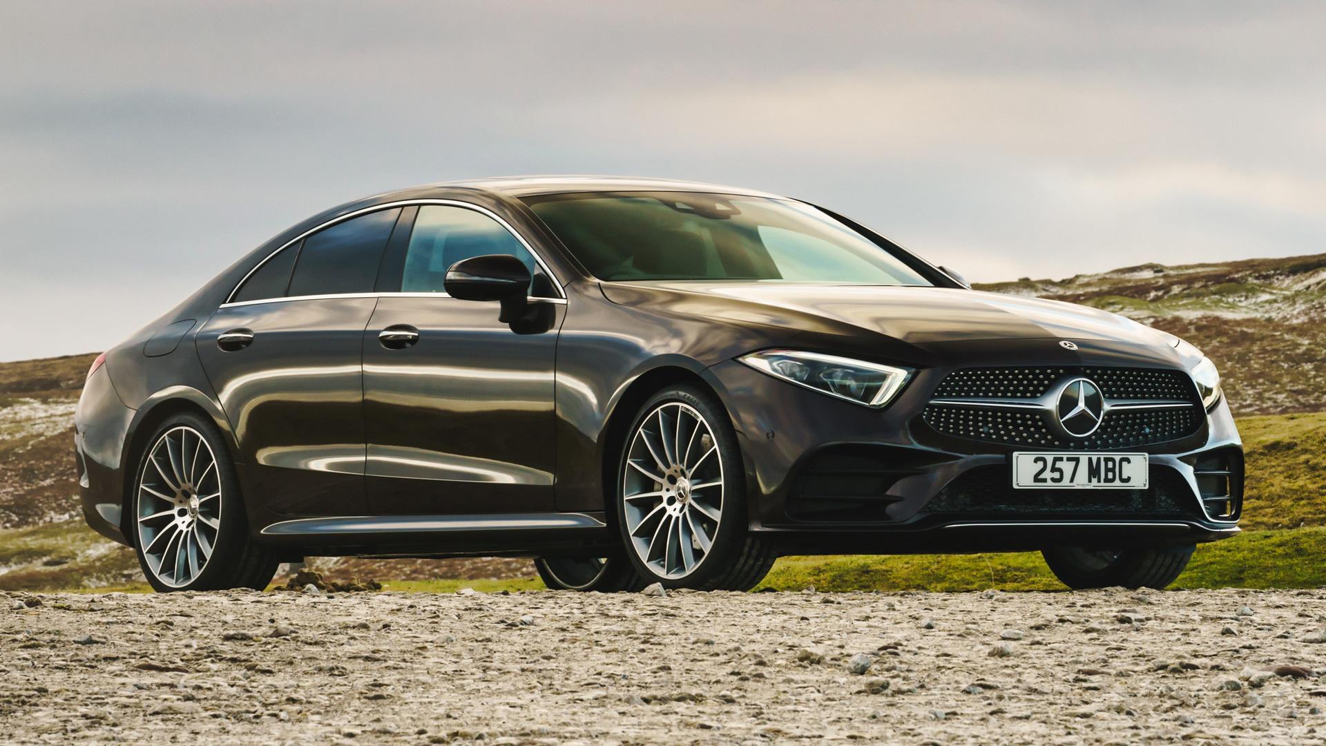 2018 Mercedes-Benz CLS 400D HD