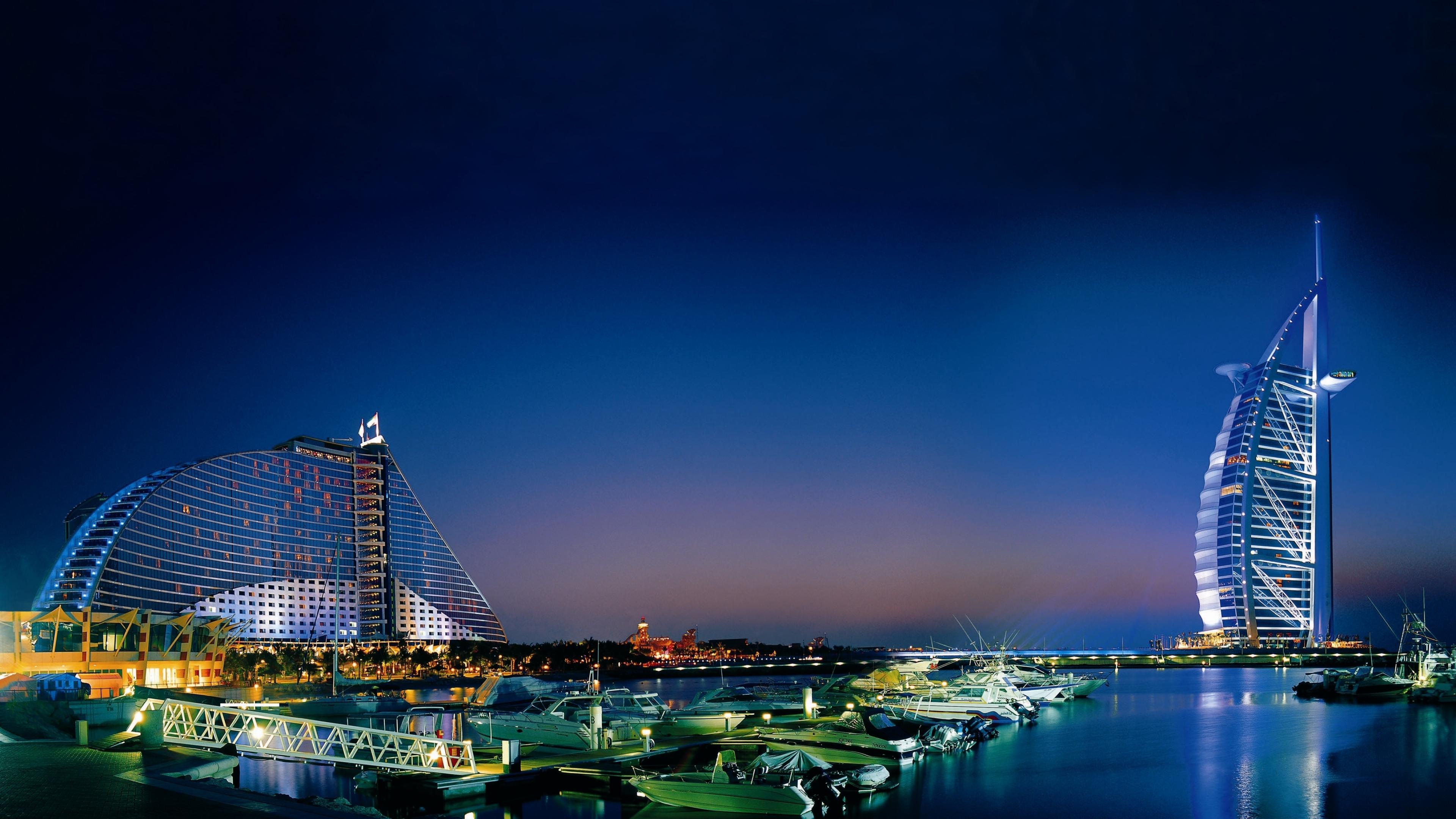 Burj Al Arab Dubai, United Arab Emirates 4k Ultra HD ...