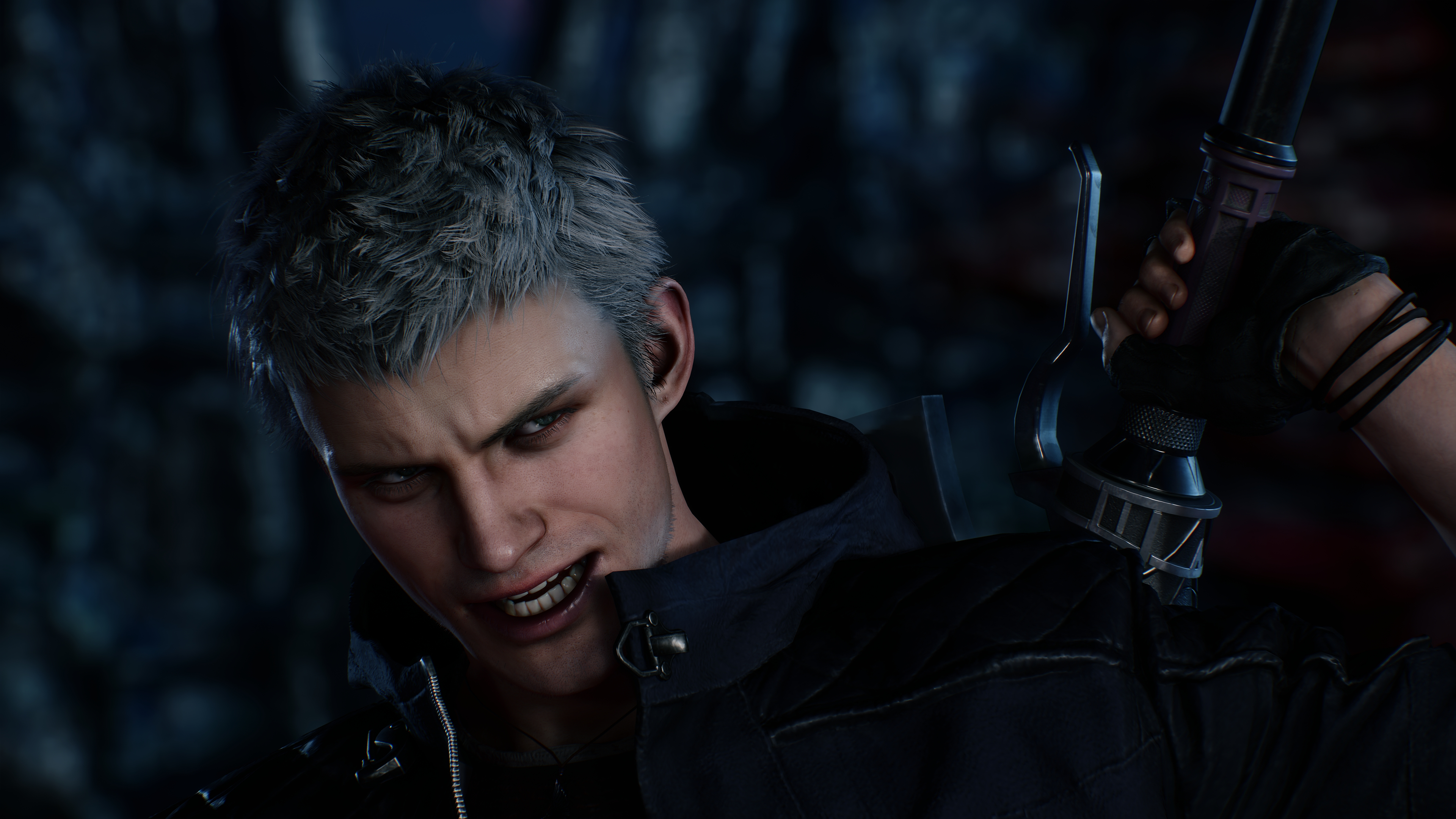 Devil May Cry 5 4k Ultra Hd Wallpaper Background Image
